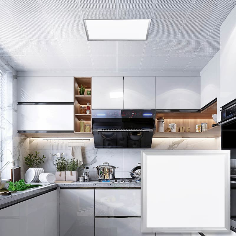 LED平板灯、面板灯、办公灯、厨卫灯、扣板灯 002102