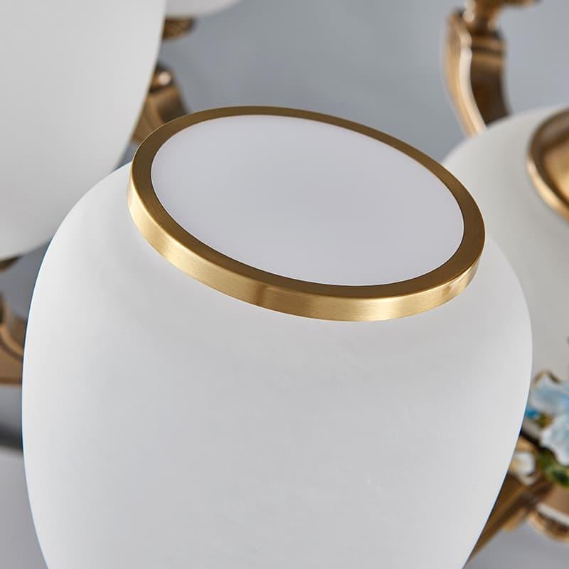 全铜新中式吊灯 00558005