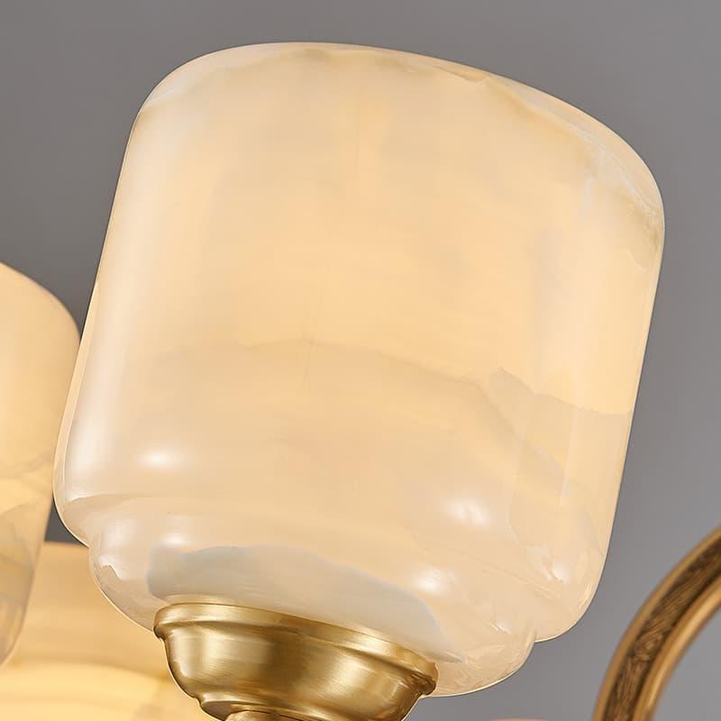 全铜新中式吊灯 00558010