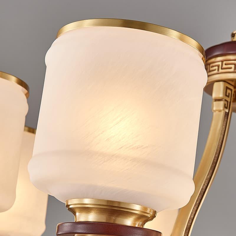 全铜新中式吊灯 00558012